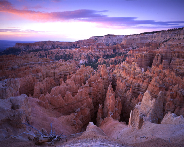 Bryce Canyon - Wall Street from Sunset Point
