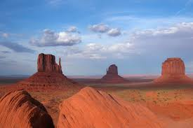 Monument Valley in The Mormon Pioneer National heritage Area