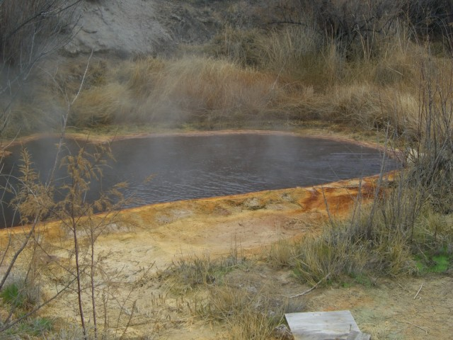 Mystic Hot Springs Monroe, Utah Mormon Pioneer National Heritage Area
