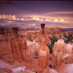 Bryce Canyon National Park in the Mormon Pioneer National Heritage Area Thor's Hammer