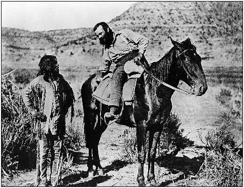 John Wesley Powell Paiute Indian