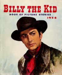 "Rod Taylor ""Billy The Kid"""