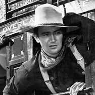"John Wayne starring in ""Stagecoach"" 1939"