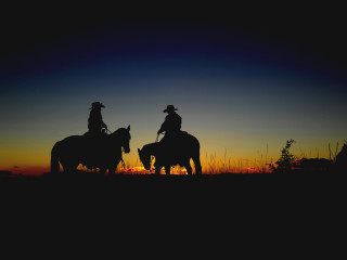 Cowboys and Horses are a way of life in Sevier Valley - Mormon Pioneer National Heritage Area