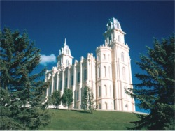The Manti Temple