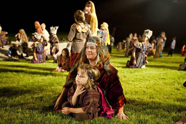 Mormon Miracle Pageant