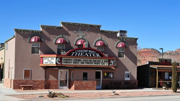 Cresent Moon Theater