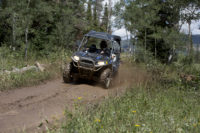Photo Credit: Utah Office of Tourism Polaris RZR 570 on the Arapeen OHV Trail #57, near Miller's Flat and Potters Ponds- also east of Fairview, Utah.