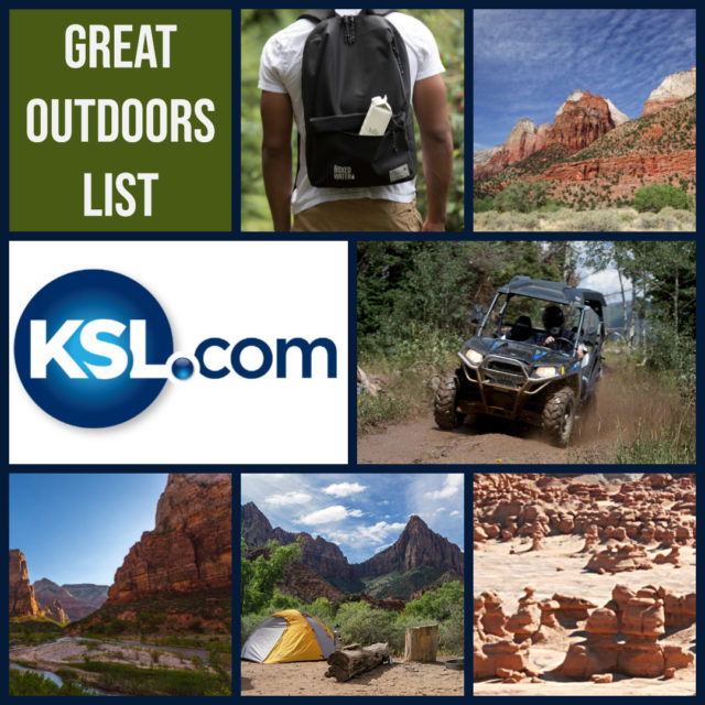 KSL.com Great Outdoors List Mormon Pioneer National Heritage Area 2015