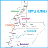 travel planner for the Mormon Pioneer National Heritage Area