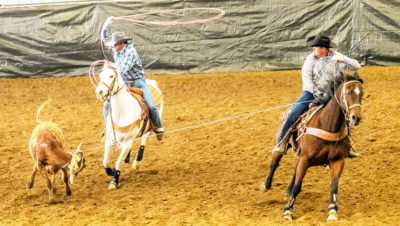 NEWS - World series of team roping qualifiers - ropers