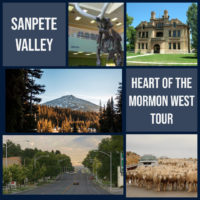 Sanpete Valley The Heart of the Mormon West Tour