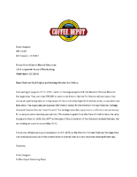 2019 Cindy Shogrun support letter