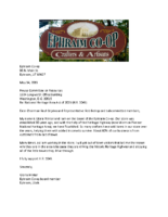 2019 Ephraim Co-op Support Letter