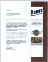 2019 Kane County Commissioners letter