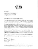 2019 Wendy Hacking HR 1049 Letter of Support