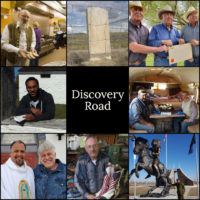 Stills from Discovery Road television show