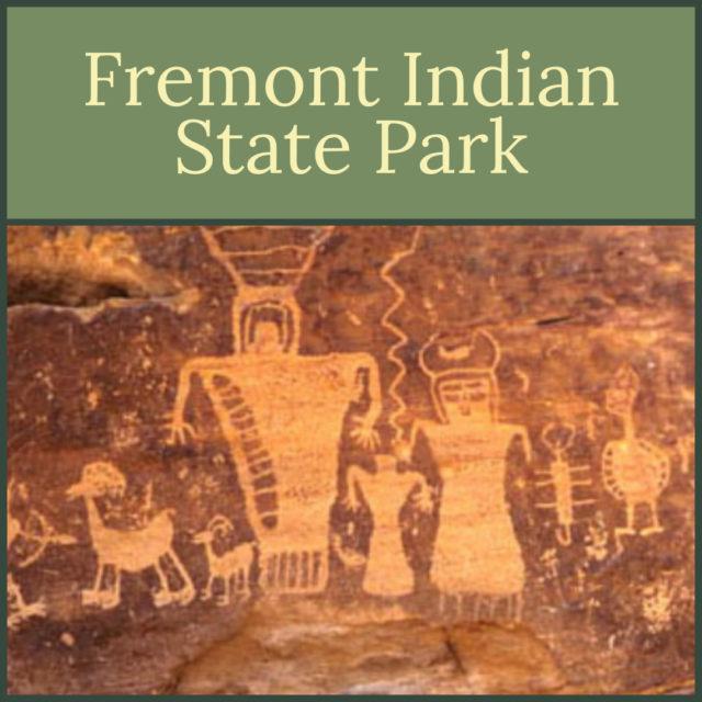 Fremont Indian State Park in Utah Mormon Pioneer National Heritage Area