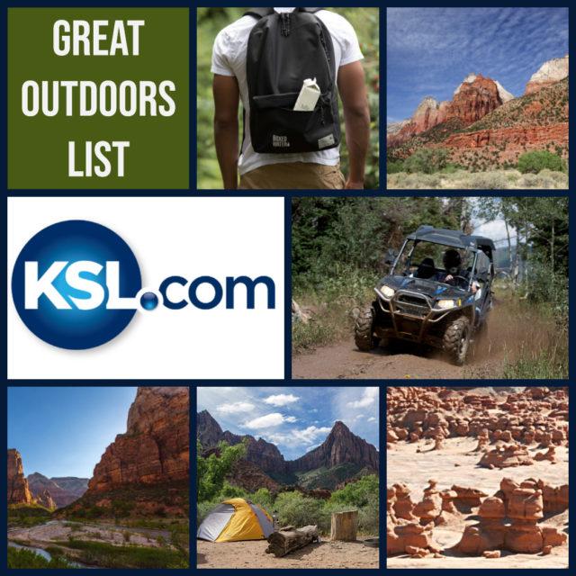 KSL.com Great Outdoors List Mormon Pioneer National Heritage Area 2015