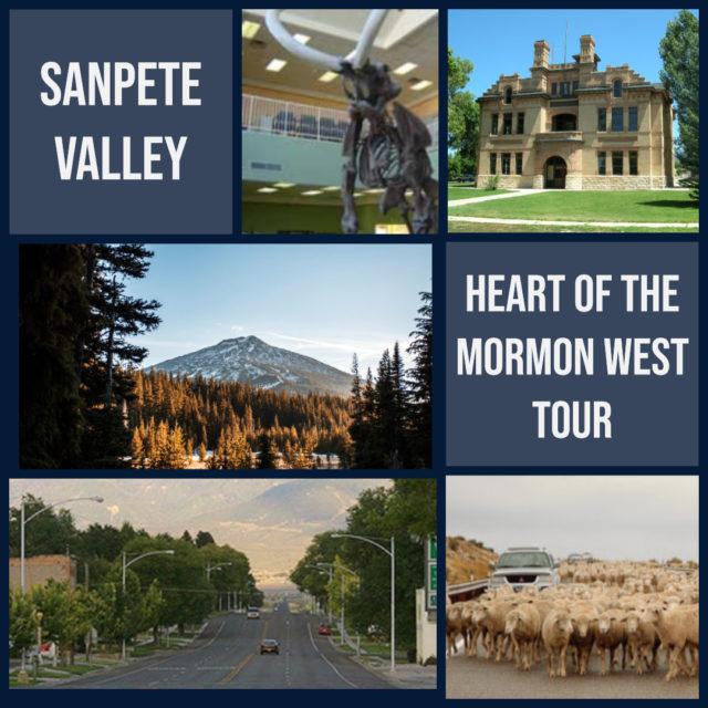 Sanpete Valley The Heart of the Mormon West Tour
