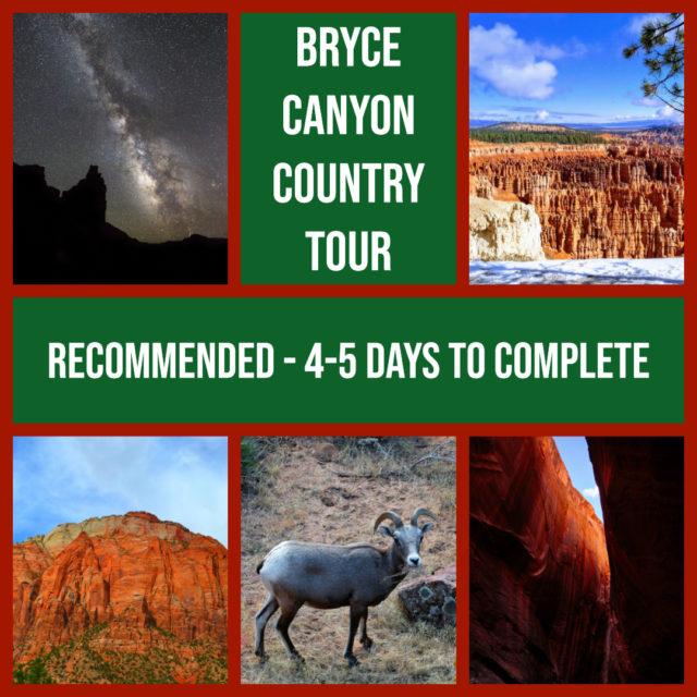 Utah's Bryce Canyon Country Tour